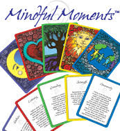 Mindful Moments Cards by Lynea Gillen, MS