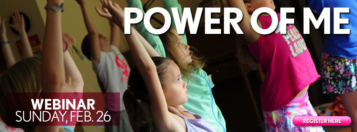 Yoga for Tweens Webinar