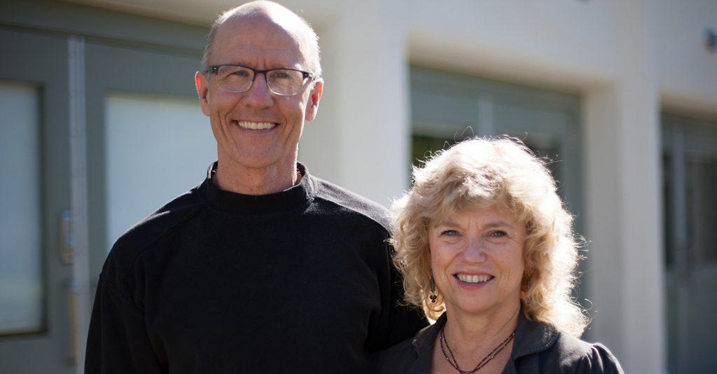 Jim and Lynea Gillen