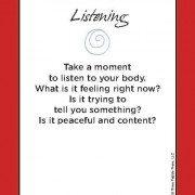 MMC Card Sample - Listening