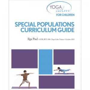 Yoga Calm Special Populations