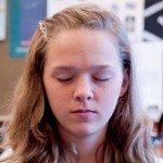 mindful girl