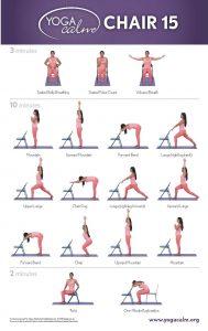 Yoga Calm Chair 15 yoga flow