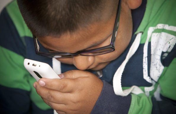 "So ""Close"", yet So ""Far""Away… : The Impact of Tech on Kid's Empathy"