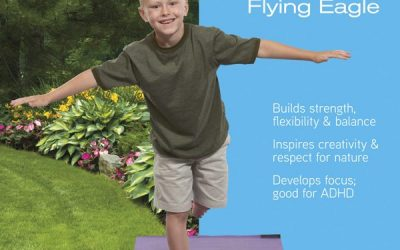 Win a Free Copy of Yoga Calm's Kids Teach Yoga: Flying Eagle! (Yoga In My School Giveaway)