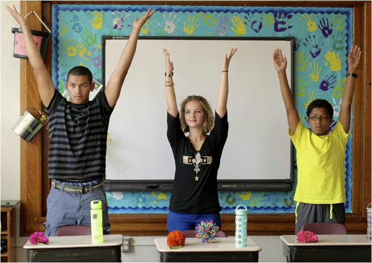 4 Tips for Implementing Yoga Calm in Your School