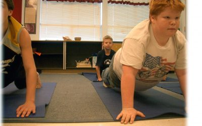 Back-to-School Time Is Great Yoga Time