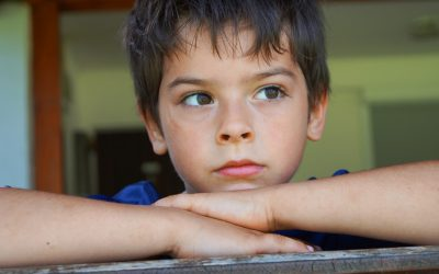 Helping a Child Through Grief & Loss