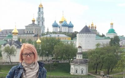 Sharing Yoga Calm in Russia (and Around the Globe!)
