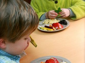 Tips to Help Kids Make Healthy Food Choices in a Junk Food Filled Environment