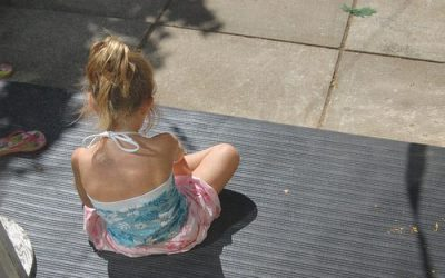 Adaptations: Yoga Calm for Children Who Have Been Abused & Neglected