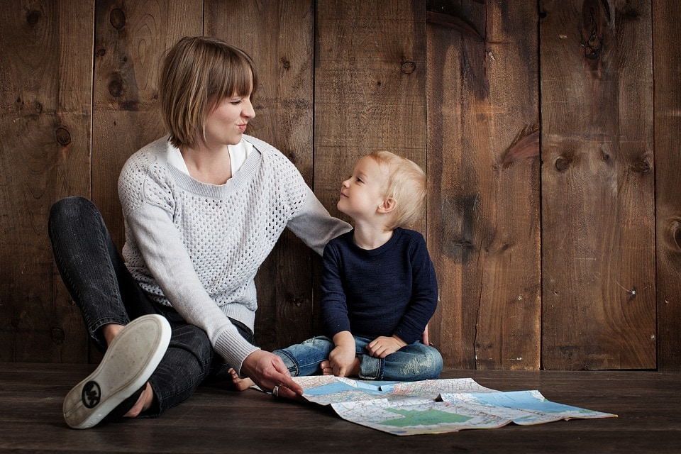 How to Bring More Mindfulness into the Family: Mindful Parenting