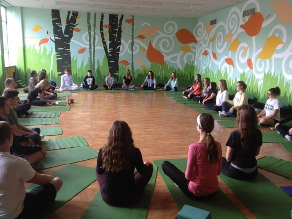 Helping High Schoolers with Mindfulness
