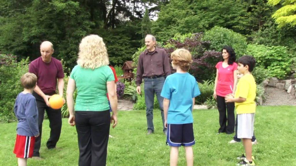 Yoga Calm Silent Ball Game