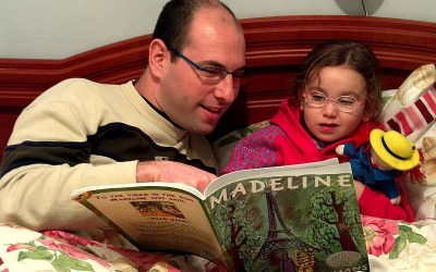 The Gift of Reading Aloud to Your Kids