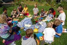 Sowing Mindfulness & Social Skills, Harvesting Gratitude