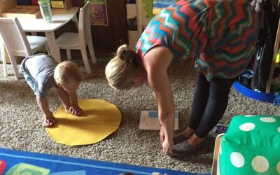 Guest Post: Teaching Yoga Calm to Preschool Kids? Some Tips