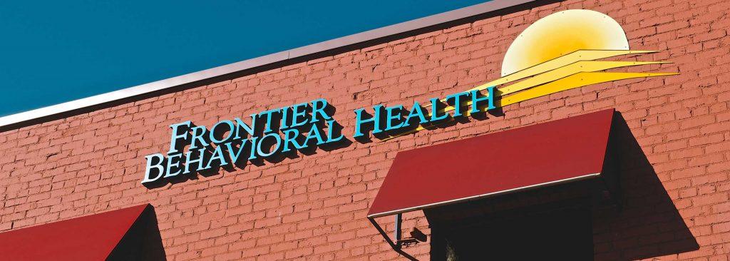 Frontier Behavioral Health