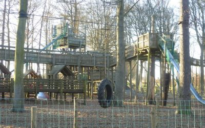 "The Return of the ""Adventure"" Playground – The Developmental Need to Face ""Danger"""