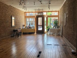 Sacred Waters yoga studio