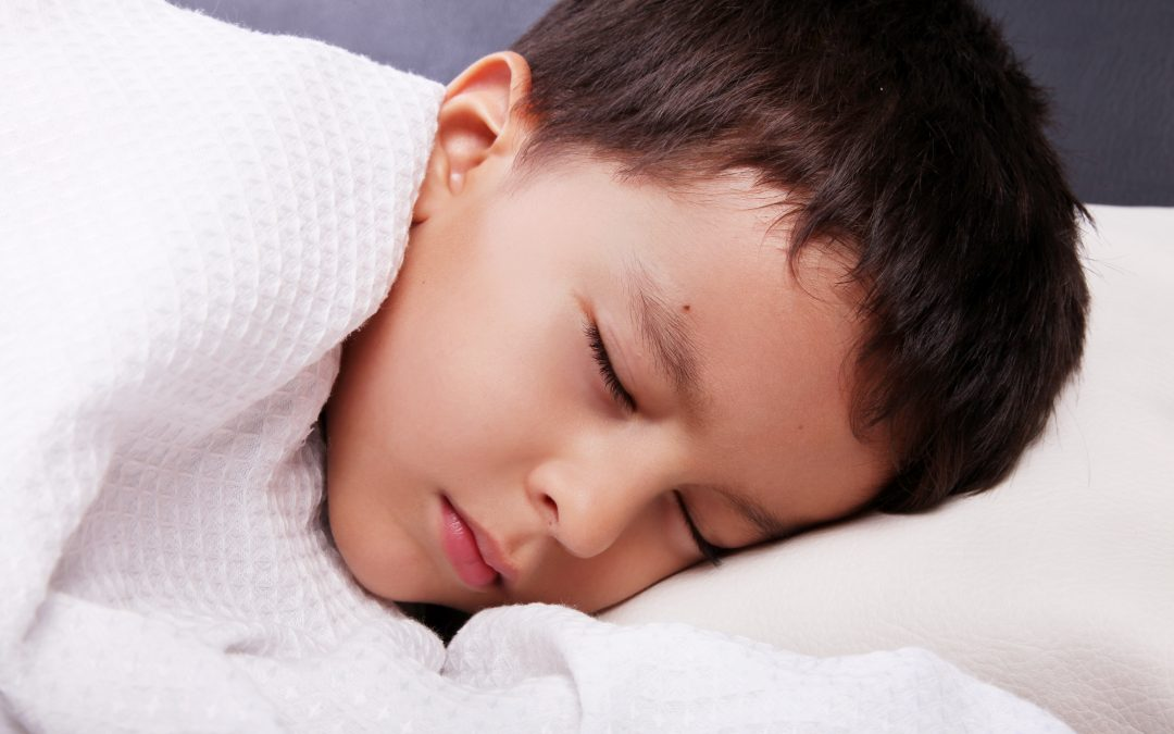 A New Sleep Routine for the New School Year