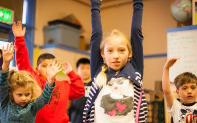 Classroom Yoga, Mindfulness Keep Trending Upward. Why?