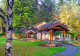 Still Meadow Retreat entrance