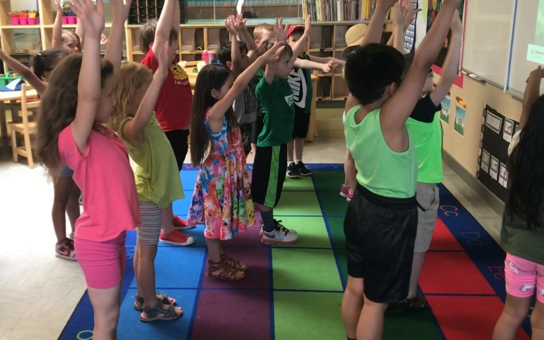 New Study Shows the Positive Impact of Yoga Calm in the Classroom
