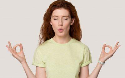 Yogic Breathing May Help Covid Long Haulers
