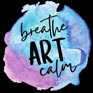 breathe art calm logo
