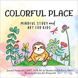 Colorful Place book cover