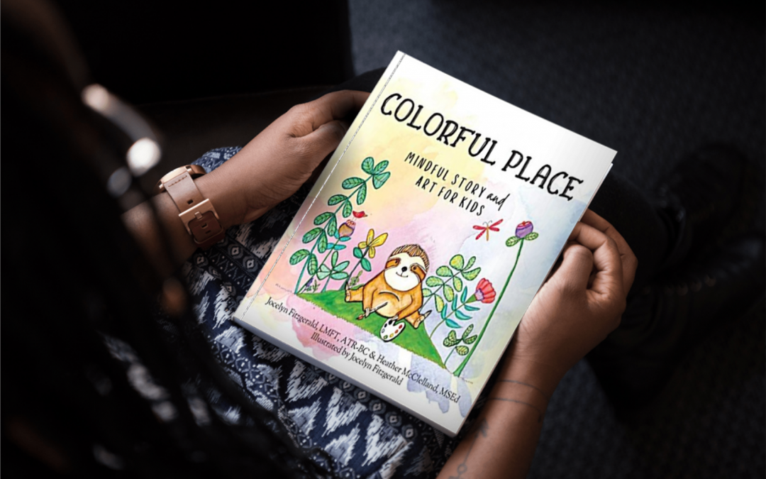 Teaching Mindfulness to Kids Through Story & Art